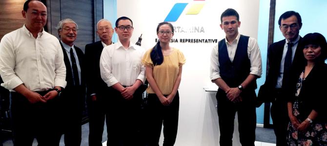 名古屋大学博士課程プログラムが当代表部を訪問